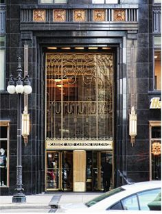Carbide and Carbon Building, Chicago