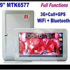 9 inch dual core +GPS + ROM + 6 colours +In Stock +faster shipping === Full function M48, Cheap Games, Camera Phone, Gaming Computer, Wifi, Bluetooth, Core, Technology, Google Play