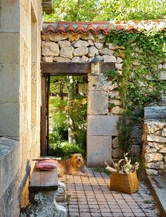 Restored Schoolhouse in Spain - Home Bunch - An Interior Design & Luxury Homes Blog