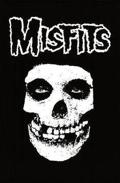 A great poster of the Crimson Ghost - the mascot for the psycho-billy punk band fronted by Glenn Danzig - The Misfits! Rock Band Posters, Rock Band Logos, Muro Rock, Arte Heavy Metal, Misfits Band, Arte Zombie, Dark Wave, Arte Punk, Punk Poster