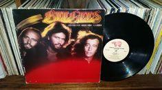 Bee Gees Spirits Having Flown Vintage Vinyl Record