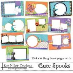 Cute Spooks Brag Book