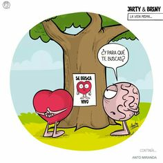 Heart Vs Brain, Emoticon, Best Friends, Funny Quotes, Happy, Funny Images, Hilarious Pictures, Funny Memes, Gentleness