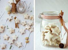 Biscotti e dolci natalizi per decorare