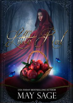 Little Red, by May Sage; cover by Erica Petit Illustration