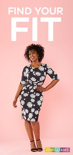 Calling all curves! Find a fit that flatters with our shapeology range. Try that on for size!