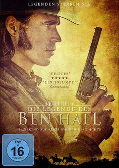 Outlaws waren im Western schon immer beliebte Heldenfiguren – ob Billy the Kid, Jesse James oder Butch Cassidy. Nun hat es mit DIE LEGENDE DES BEN HALL auch dieser eher unbekannte australische Bandit, der wirklich existiert hat, zu einem Film geschafft.   #Filmkritik #Kritik #Film #Review