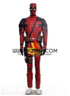 Deadpool Complete Cosplay Costume  sc 1 st  Pinterest & Deadpool Cosplay / Costume or Motorcycle Suit Replica in Cordura ...