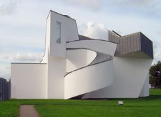 Frank gehry building 'Vitra design museum and factory'