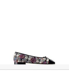 Chaussures - Automne-Hiver 2016/17 - CHANEL