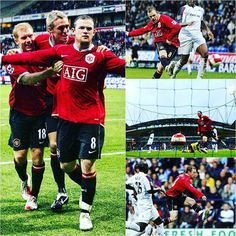 RED BOLT #onthisday in 2006 @waynerooney scored a hat-trick in @manchesterunited's rampant win at Bolton #bpl #premierleague #mufc by premierleague