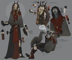 Dullahan concept 2 by Shagan-fury on DeviantArt