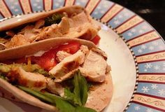 Chicken Burritos, Crock Pot, ( Also good recipe for- AdvoCare 24 Day Challenge, Cleanse Phase)