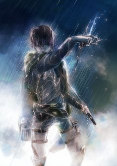 Rivaille | Shingeki no Kyojin / Attack on Titan