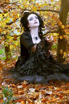 Model: Lady Amaranth Photography: Photomill Dress: Sinister from The Gothic Shop - www.the-gothic-shop.co.uk