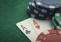 Serhii Kucher Fine Art Photography Photograph - Poker Two Aces by Serhii Kucher