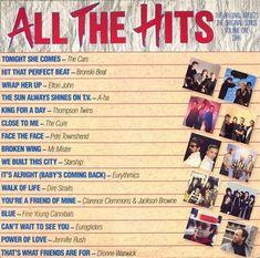 Australian Compilation LPs - 1986