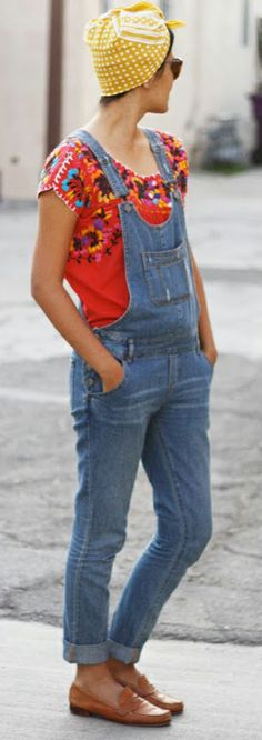 Overalls done right