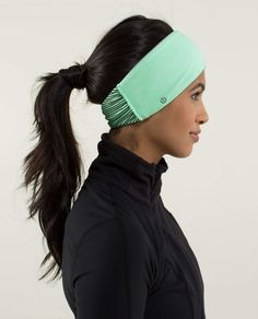 Frosty Run Ear Warmer *Lululemon...Maybe in a different color...but do need!