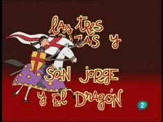 Las 3 Mellizas 23 San Jorge y El Dragón [Castellano]   https://www.youtube.com/watch?v=7GJaaH-emSM