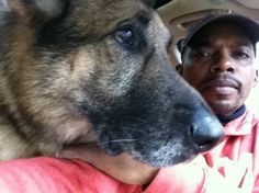 Buster the retired K-9 officer dumped at Animal Control finally home-slide0