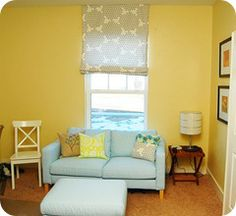Roman Shades, I finally found curtains that I will make into roman shades for my kitchen.