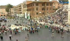 Live Webcam Piazza di Spagna