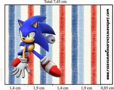 Sonic: Etiquetas Candy Bar para Imprimir Gratis. Sonic Party, Sonic Adventure, Blogger Templates, Bar, Sonic The Hedgehog, Character, Gabriel, Sony, Sonic Birthday