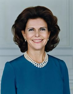 Queen Silvia of Sweden [...] | Fuente: royal-blog