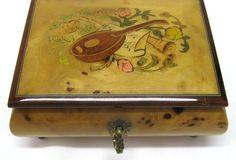 Inlaid Wood Works Sorrento Music Box http://stores.ebay.com/thesalvationarmyonlinestore/?_dmd=2&_nkw=%28112%29