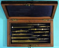 Drafting Tools Set by vicent.zp, via Flickr