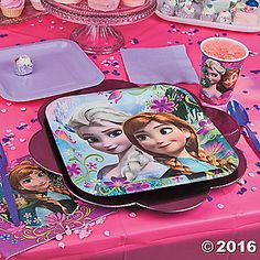 Disney's Frozen Basic Party Pack