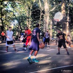 Ballin' / Central Park