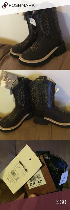 Cowboy boots NWT Shoes Boots