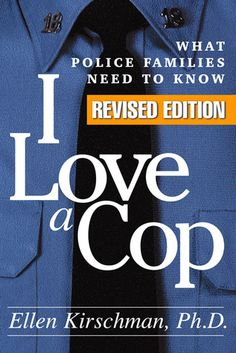 Every law enforcement family should have a copy of this book!