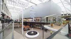 Afbeeldingsresultaat voor docks bruxsel brussel belgië Shopping Malls, Basketball Court, Home Appliances, House Appliances, Appliances