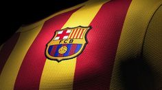 Barcelona to wear 'senyera' kit at Camp Nou against Athletic Club Bilbao Fc Barcelona, Camisa Barcelona, Barcelona Jerseys, Barcelona Soccer, Lionel Messi, Soccer Room, Cristiano Ronaldo Real Madrid, Image Foot, Athletic Clubs