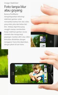 ASUS ZenFone Smartphone Android Terbaik: stabilisasi gambar PixelMaster untuk memastikan foto dan video selalu tajam dan tak kabur http://lepaslokan.blogspot.com/2014/08/asus-zenfone-smartphone-android-terbaik.html