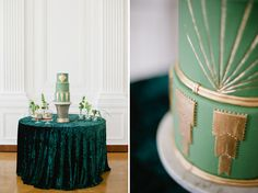 Superfine Bakery, Photo by Hazelnut Photography via Green Wedding Shoes {Beaux & Belles blog}