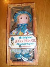 Holly Hobbie dolls