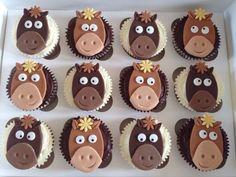 Torta Matilda, Horse Cupcake, Horse Birthday Parties, First Communion Cakes, Paris Cakes, Pony Cake, Horse Party, Book Cakes, Animal Cakes