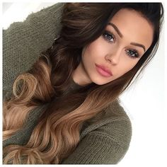 50 Beautiful Ombre Hair Ideas for Inspiration [post_tags Tumbrl Girls, Coiffure Hair, Gorgeous Hair, Beautiful, Painted Ladies, Hair Day, Pretty Hairstyles, Hair Hacks, Hair Goals