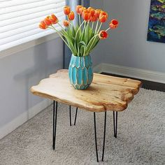online shopping for Cedar Coffee Table Union Rustic from top store. See new offer for Cedar Coffee Table Union Rustic Retro Coffee Tables, Coffee Table Base, Unique Coffee Table, Coffee Table With Storage, Wood Slab Table, Wood End Tables, Rustic Table, Side Tables, Showroom