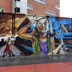 LOVE THIS!!! Street Art (Best of...) : Photo