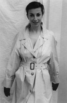 Mackintosh Raincoat, Rubber Raincoats, Rain Wear, Trench Coats, Mantel, Women Wear, Satin, Texture, Black And White