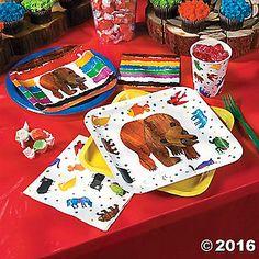 Brown Bear, Brown Bear Party Supplies