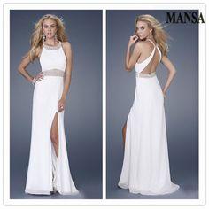vestidos blancos para fiesta de graduacion 2015 - Google Search