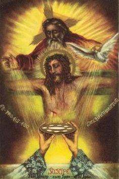 Holy Trinity #consecration