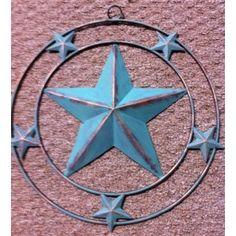 Texas Star Wall Decor wall decor/ metal star wall decor/ texas star cast iron wall decor