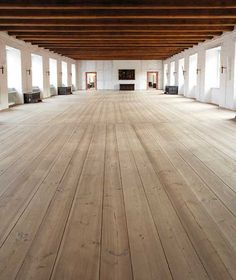 Mjolk Douglas Fir Floors With Woca Wood Lye Instructions